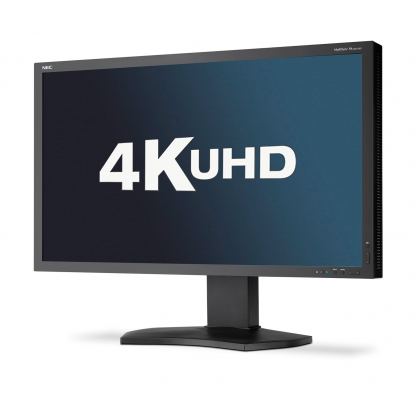monitor nec 4K para video