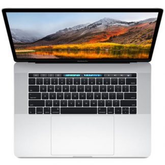 MacBook Pro Touch Bar Plata